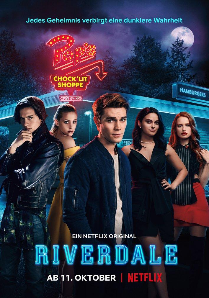 Riverdale Rezension